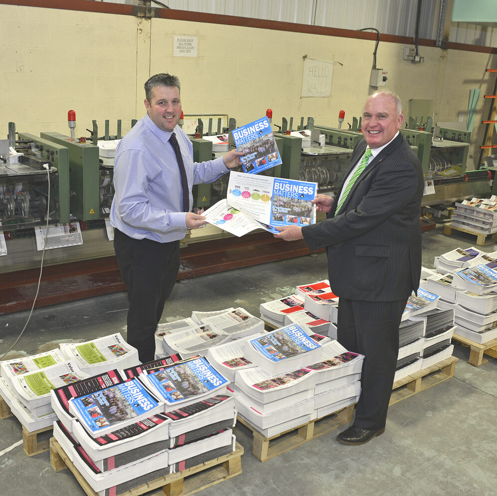 WPG becomes a patron of the Shropshire Chamber of Commerce