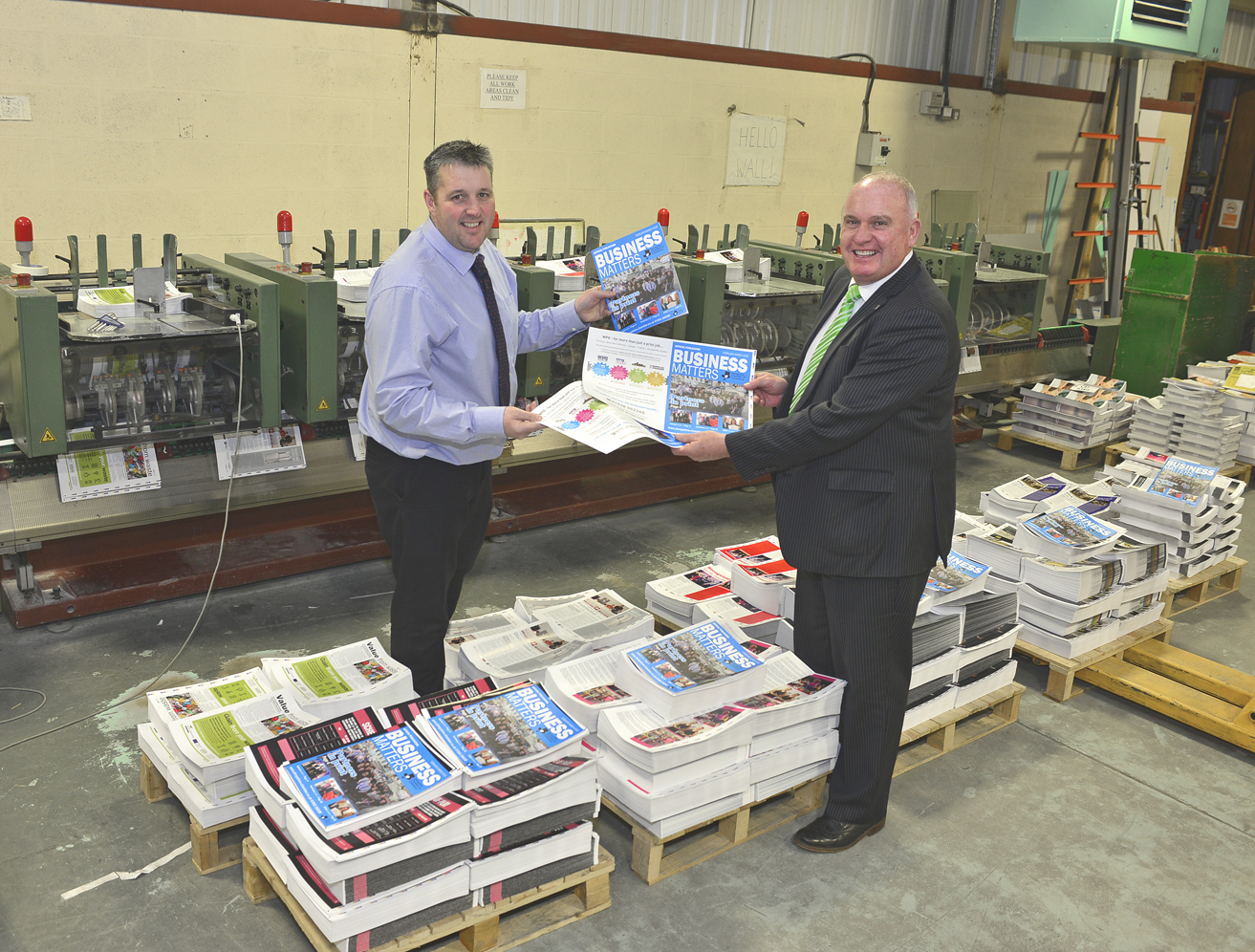 WPG Ltd becomes a patron of the Shropshire Chamber of Commerce