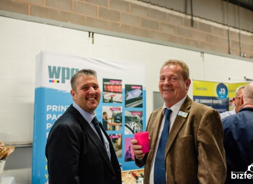 WPG named the official printing sponsor of Shropshire Bizfest 2019