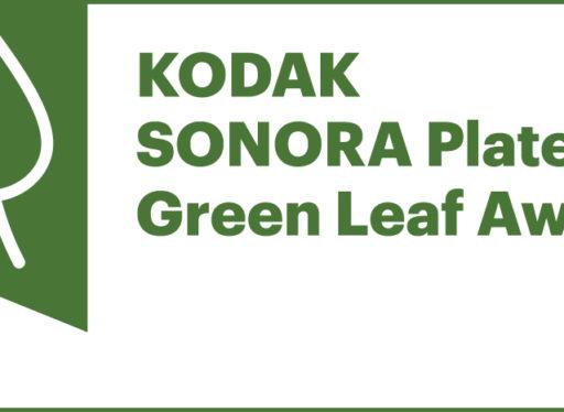 Kodak Sonora Plate Green Leaf Award – Winners!