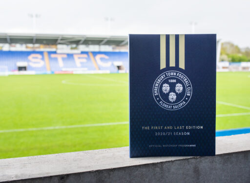 Shrewsbury Town FC's Special Edition