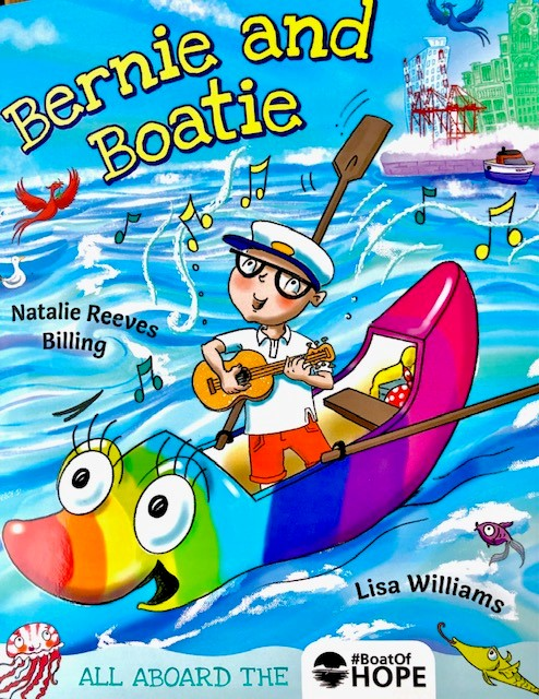 Mel C voices support for Bernie and Boatie's